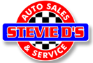 Stevie D's Auto Sales Logo