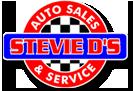 Stevie D's Auto Sales Logo