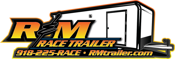 R & M Race Trailers Logo