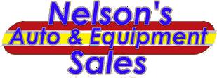 Nelson Auto Sales Logo