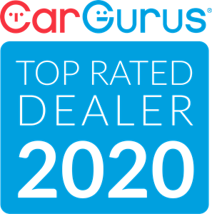 Car Gurus Top Rated Dealer 2020 Badge