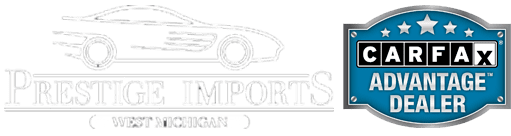 Prestige Imports West Michigan Logo