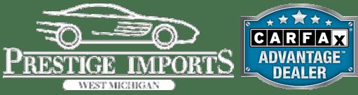 Prestige Imports West Michigan Logo
