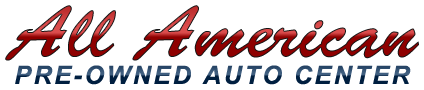 All American Pre-Owned Logo
