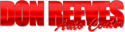 Don Reeves Auto Center Logo