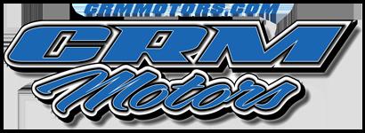 CRM Motors Logo