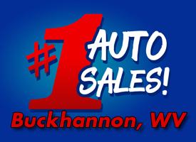 #1 Auto Sales Logo