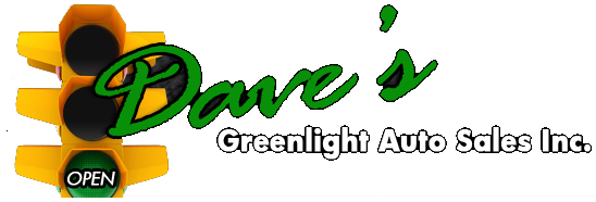 Dave's Greenlight Auto Sales Inc Logo
