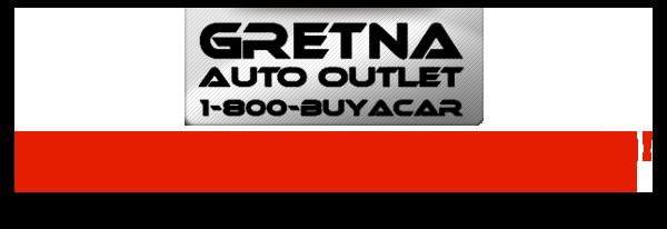Gretna Auto Outlet Logo