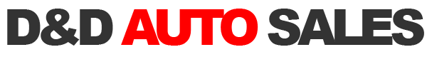 D & D Auto Sales Logo
