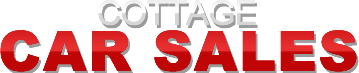 Cottage Car Sales Logo