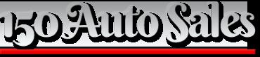 150 Auto Sales Logo