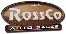 RossCo Auto Sales Logo