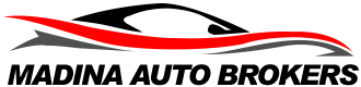 Madina Auto Brokers Logo