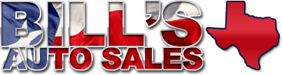Bill's Auto Sales Logo