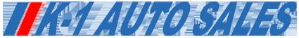 K-1 Auto Sales Logo