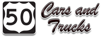 50 Cars and Trucks Logo