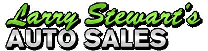 Larry Stewart's Auto Sales Logo