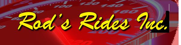 Rod's Rides Inc. Logo