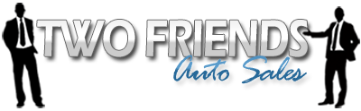Two Friends Auto Sales Logo