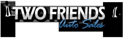 Two Friends Auto Sales Logo