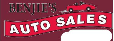 Benjie's Auto Sales Logo