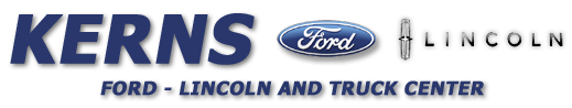 Kerns Ford Lincoln and Truck Center Logo
