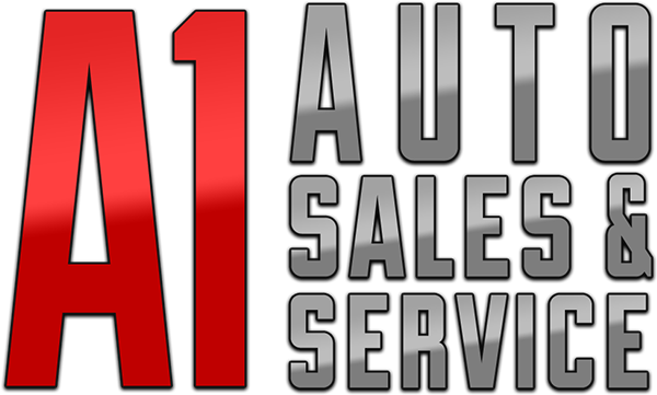 A 1 Auto Sales and Service Logo