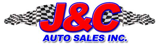 J & C Auto Sales Inc. Logo