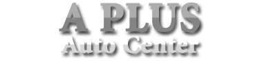 A Plus Auto Center Logo