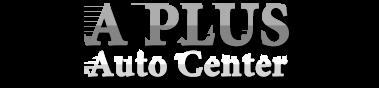 A Plus Auto Center Logo