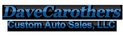 Dave Carothers Custom Auto Sales LLC Logo