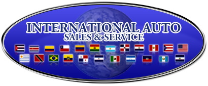 International Auto Sales and Service Logo