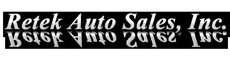 Retek Auto Sales Logo