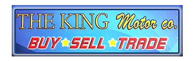 The King Motor Co. Logo