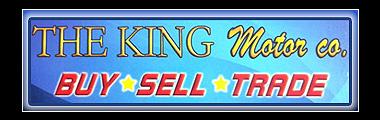 The King Motor Co. Logo