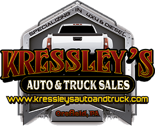 Kressleys Auto and Truck Logo