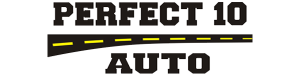 Perfect 10 Auto Logo