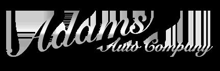 Adams Auto Company Logo