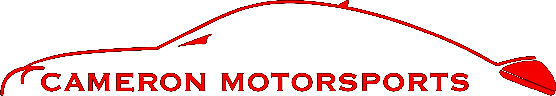 Cameron Motorsports Logo