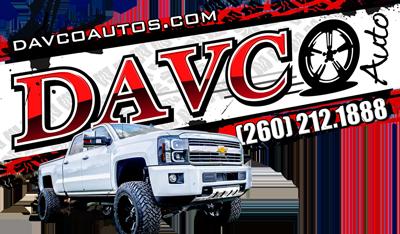 Davco Auto Logo
