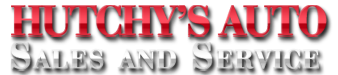 Hutchy's Auto Sales and Service Logo