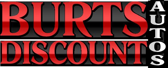 Burts Discount Autos Logo