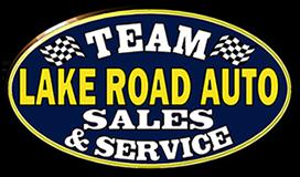 Team Lake Road Auto Sales Logo