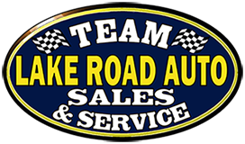 Team Lake Road Auto Sales Logo