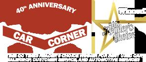Jeff's Car Corner Logo