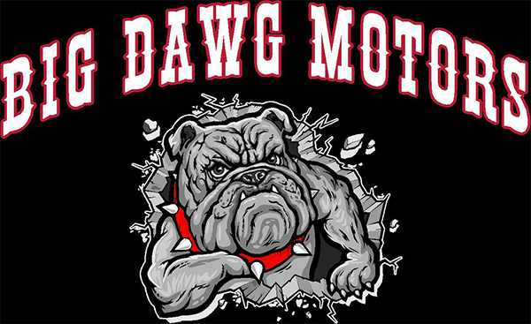 Big Dawg Motors Logo