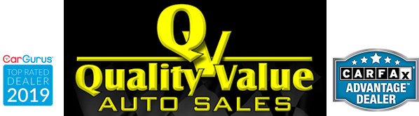 Quality Value Auto Sales Logo