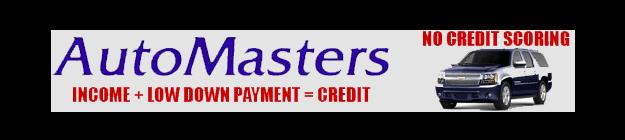 AutoMasters Logo