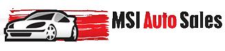 MSI Auto Sales Logo